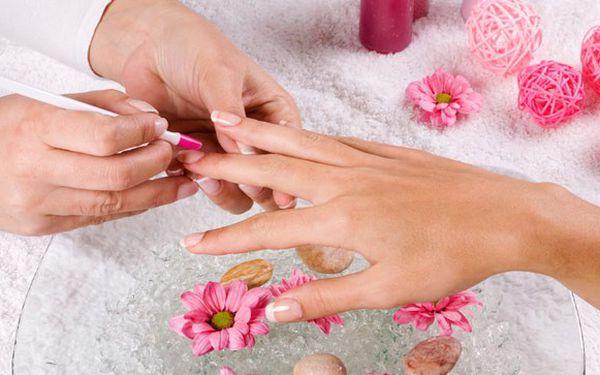 Japonská manikúra P-Shine pro přírodní nehty!