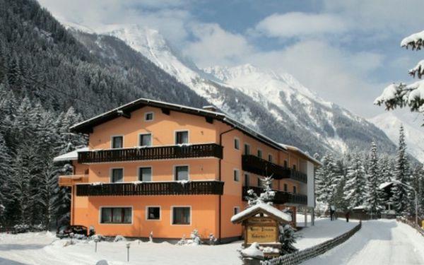 Rakousko, oblast Mölltal / Ankogel, polopenze, ubytování v 3* hotelu na 8 dní