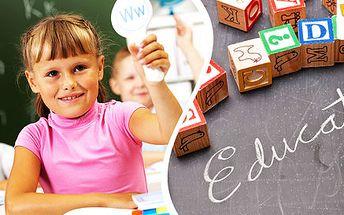 Angličtina pro nejmenší, školáky i dospělé