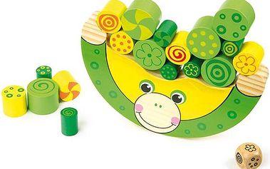 Balanční hra žába