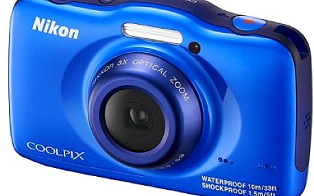 Fotoaparát Nikon COOLPIX S32
