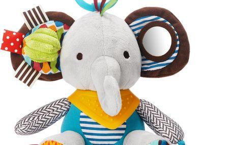 Hračka na kočárek - Slon