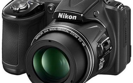 Fotoaparát Nikon Coolpix L830