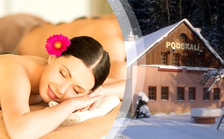 Romantický pobyt pro DVA na 3/4 dny v Adršpachu