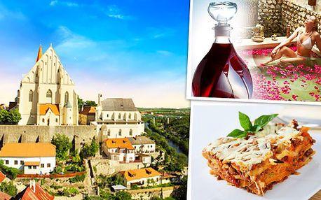 Vyrazte za vínem a krásami jižní Moravy!