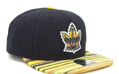 Kšiltovka 47 Brand Warchild Toronto Maple Leafs Navy Snapback