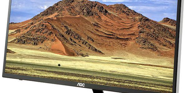 """AOC e2461Fwh - LED monitor 24"""""""