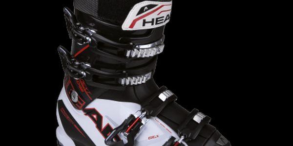 Komfortní lyžařská obuv Head NEXT EDGE GTX