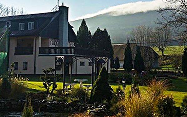 Moravské Jeseníky v Park Hotelu*** se vstupem do sauny2