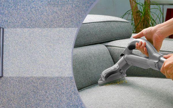 Předvánoční - povánoční vyčištění koberců, sedacích souprav a čalounění