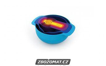 Kuchyňská sada designových duhových odměrek Nest 7!