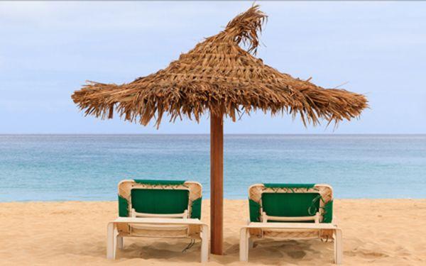 Kapverdské ostrovy- malý exotický ráj v Atlantiku. Osmidenní nezapomenutelná dovolená s polopenzí na ostrově Sal v letovisku Santa Maria. Lednové termíny. 3* hotel Pontao