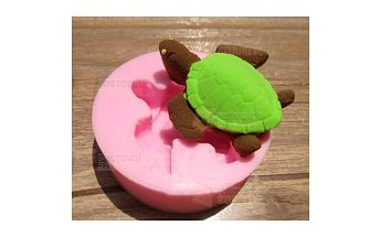 Formička na fondant ve tvaru želvičky a poštovné ZDARMA! - 9999916158