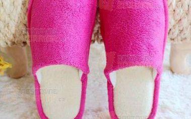 Zateplené papuče na doma a poštovné ZDARMA! - 9999916148