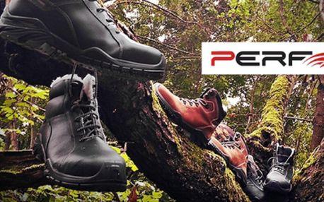 HI-TECH pracovní obuv italské značky PERF, model Typhoon! Skvělý design, vysoká úroveň bezpečnosti!