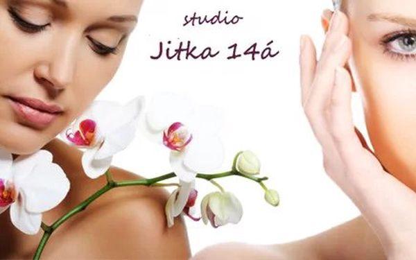 Luxusní kosmetické ošetření, barvení řas a obočí nebo depilace rtu a brady