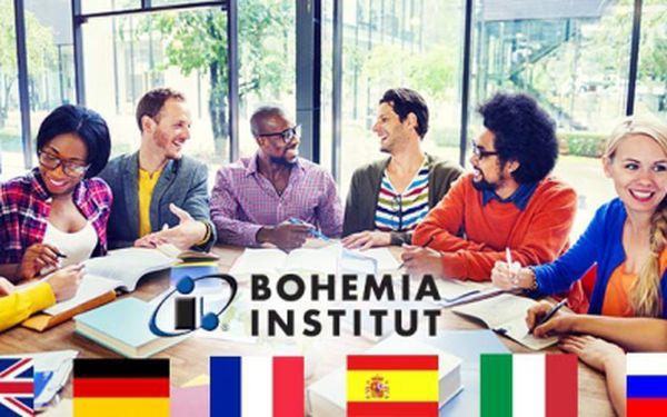 JAZYKOVÉ KURZY BOHEMIA INSTITUT! Anglická konverzace i nejdelší semestrální kurzy na trhu!