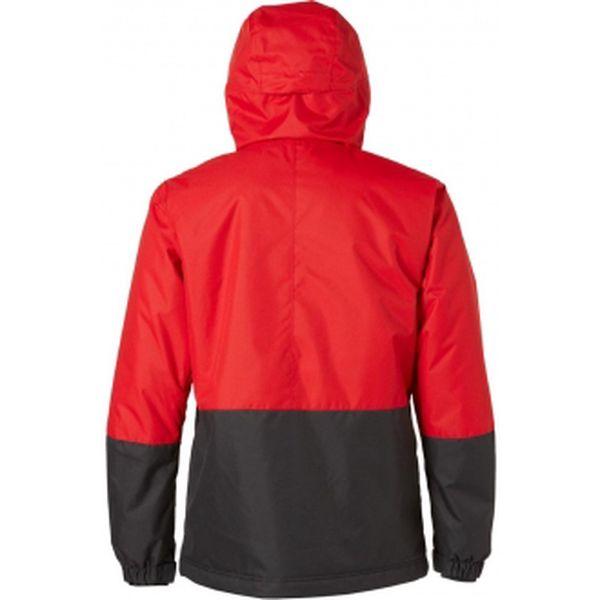 Pánská zimní bunda PM DISTRICT JACKET červená2