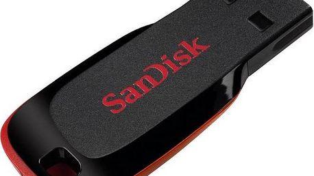 Sandisk Cruzer Blade 8GB (SDCZ50-008G-B35) černý