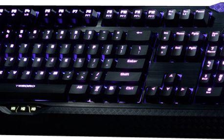 Špičková mechanická herní klávesnice s Tesoro Lobera Supreme G5NFL