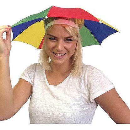 Klobouk ve tvaru deštníku