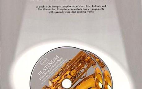 Noty pro alt saxofon MS Guest Spot: 17 Classic Hits Playalong For Saxophone