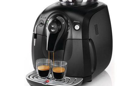 Elegantní espresso Saeco Xsmall HD8743/19