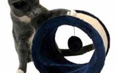 Trixie Škrábací ROLL pro kočky 23x20cm - modrý