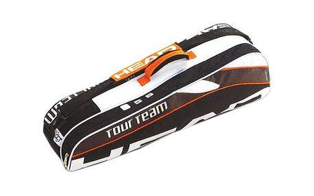 Sportovní taška Head Pro černá/oranžová