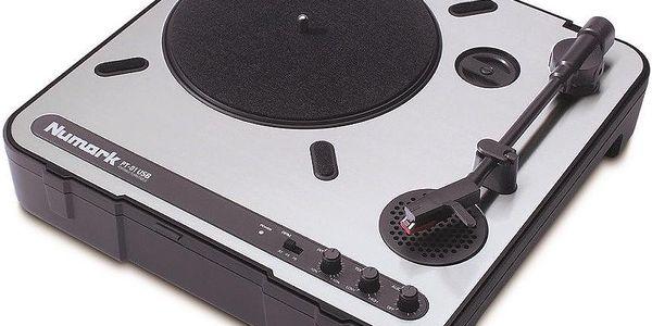 USB Gramofon Numark PT-01USB
