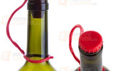 Kuchyňská silikonová zátka na láhev a poštovné ZDARMA! - 9999916185