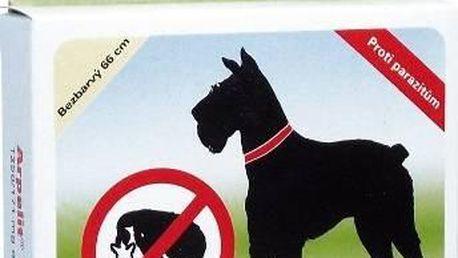 Aveflor Arpalit Neo 7M obojek antiparazitární 66cm, pro psy hnědé