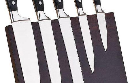 Sada ocelových nožů