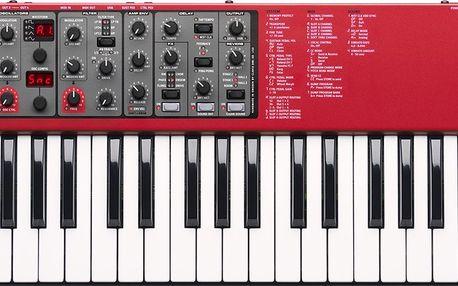 Virtuálně analogový syntezátor Nord LEAD A1