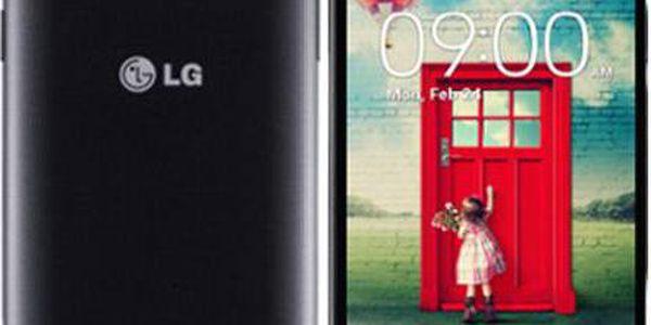 Mobilní telefon LG L40 bílý