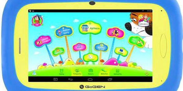 Dětský tablet GoGEN Maxipes Fík MAXPAD 7 G3B