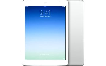 APPLE iPad Air, 16GB, Wi-Fi, 3G, stříbrná - MD794FD/B