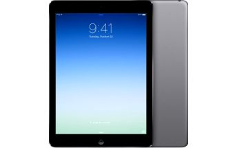 APPLE iPad Air, 16GB, Wi-Fi, 3G, šedá - MD791FD/B