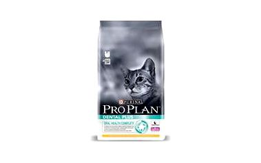 PRO PLAN CAT DENTAL PLUS kuře 1,5kg