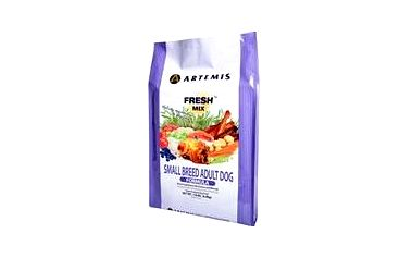 Kompletní granulované krmivo Artemis Fresh Mix Small Breed Adult 1,8kg
