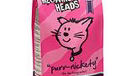 Kompletní krmivo pro kočky MEOWING HEADS Purr-Nickety 2kg