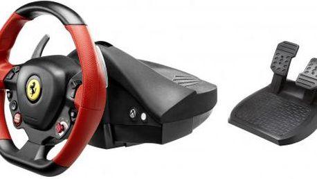 Kvalitní volant pro Xbox ONE Thrustmaster Ferrari 458 Spider - 4460105