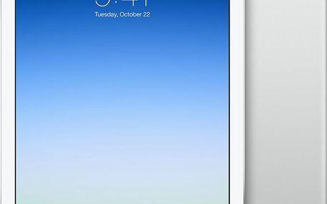 APPLE iPad Air, 16GB, Wi-Fi, 3G, stříbrná - MD794FD/B