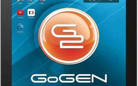 "Dotykový tablet GoGEN TA 10200 DUAL (9,7"", 8 GB, WF, BT, Android 4.1)"