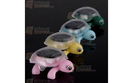 Solární želvička - 4 barvy a poštovné ZDARMA! - 9999912923
