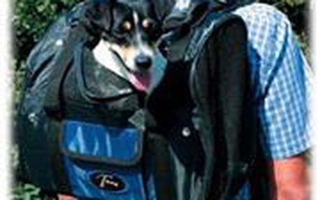 Trixie Tbag nylonový batoh na psa 44x30x21cm max. do 8 kg