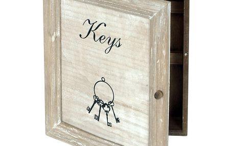 Autronic dekorativní box na klíče