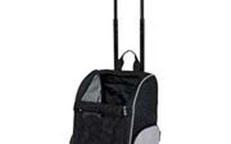 Trixie Tbag ELEGANCE batoh/vozík na kolečkách 36x50x27cm max.do 8kg