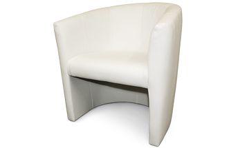 Moderní minimalistické křeslo ASPOL Cube