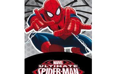 Chlapecká fleecová deka (100x150cm) - Spiderman